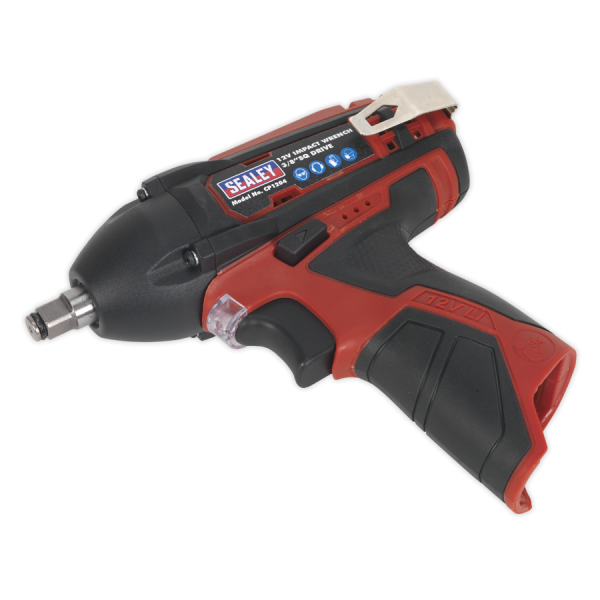 """Sealey Impact Wrench Battery 3/8"""" 12V Body Only - Sealey"""