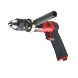 "CP9791C  KEYLESS CHUCK 13mm (1/2"") Drill - Chicago Pneumatic"