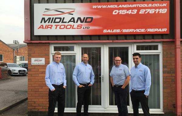 Midland Air Tools Staff